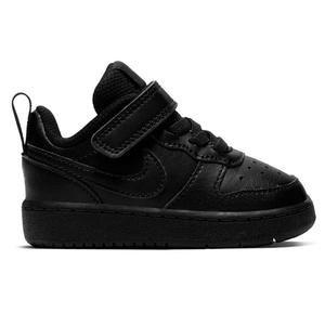 Court Borough Low 2 (Tdv) Çocuk Siyah Günlük Ayakkabı BQ5453-001