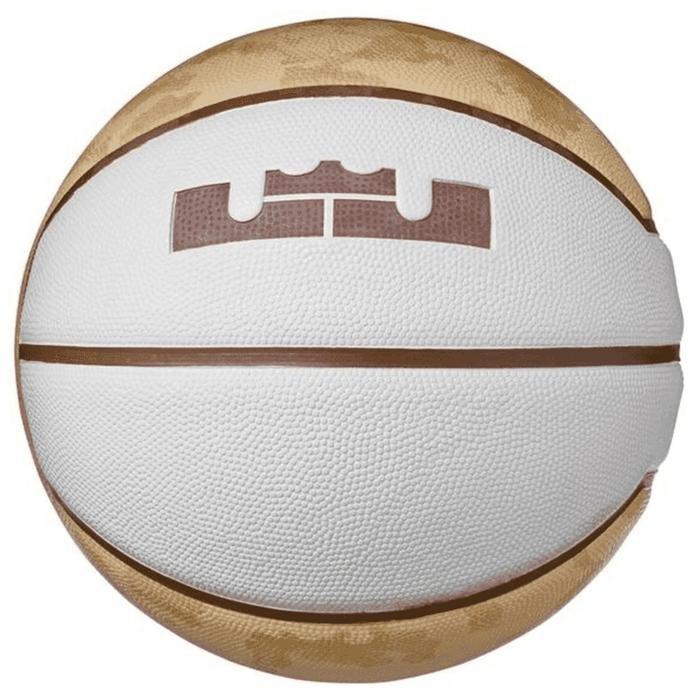 Lebron Skills NBA Unisex Beyaz Basketbol Topu N.000.3144.925.03 1137107