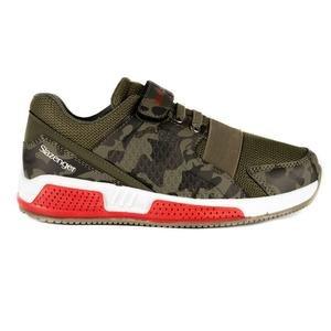 Ela Çocuk Haki Günlük Ayakkabı SA10LF090-800X