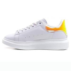 Gamba Kadın Beyaz Günlük Ayakkabı SA10LK085-000