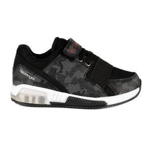 Ela Çocuk Siyah Günlük Ayakkabı SA10LP070-500X