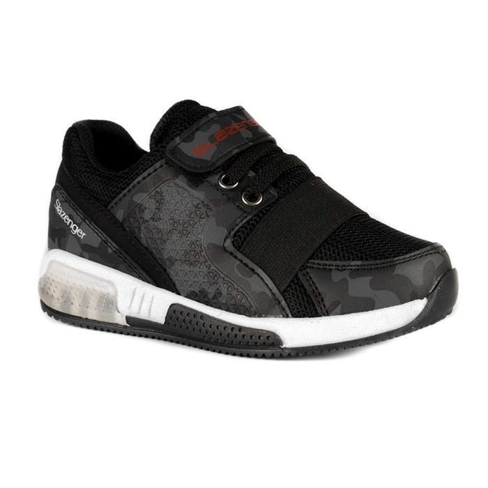 Ela Çocuk Siyah Günlük Ayakkabı SA10LP070-500X 1189891