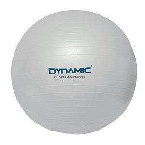 55 Cm Unisex Gri Pilates Topu 1DYAKGYMBALL-55C-013