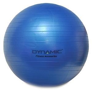 55 Cm Unisex Mavi Pilates Topu 1DYAKGYMBALL-55C-034