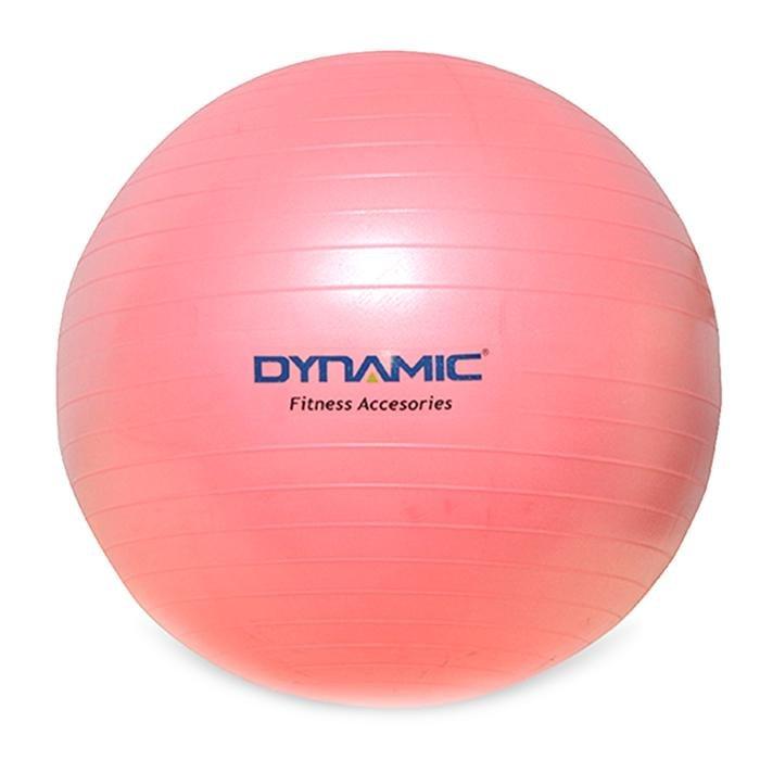 55 Cm Unisex Pembe Pilates Topu 1DYAKGYMBALL-55C-042 1198019