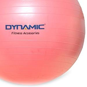 55 Cm Unisex Pembe Pilates Topu 1DYAKGYMBALL-55C-042