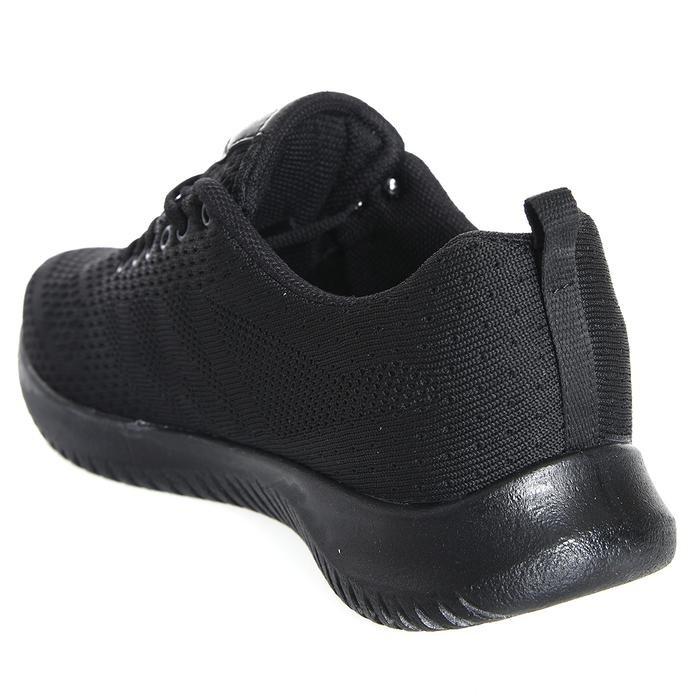 Athletic Erkek Siyah Günlük Ayakkabı SA10RE050-500 1190042