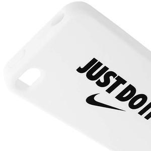 Graphic Just Do It Iphone 4-4S Beyaz Telefon Kılıfı N.IA.19.924.OS