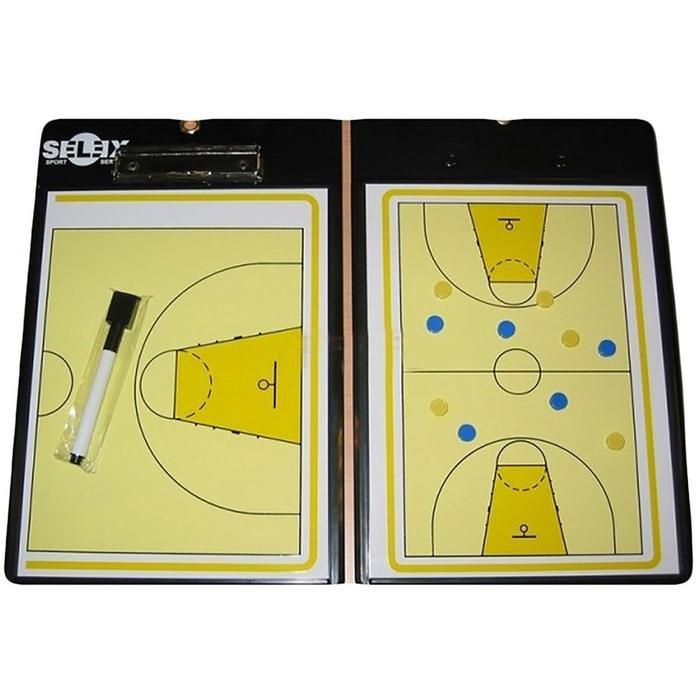 Taktik Tahtası Cıft Taraflı Basketbol Basketbol Taktık Tahtası 85300-Bcf 174007