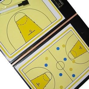 Taktik Tahtası Cıft Taraflı Basketbol Basketbol Taktık Tahtası 85300-Bcf