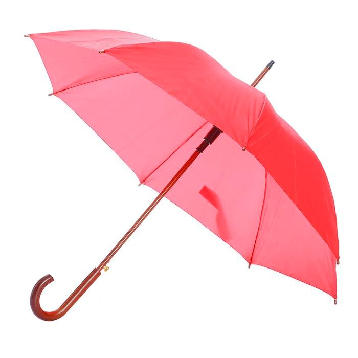Kırmızı Baston Şemsiye 20200109-07-KIRMIZI 1180755