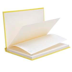 Sarı Kalın Kaplı Defter 20200109-04-SARI