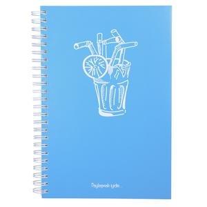 Mavi Spiralli Defter 20200109-05-MAVI