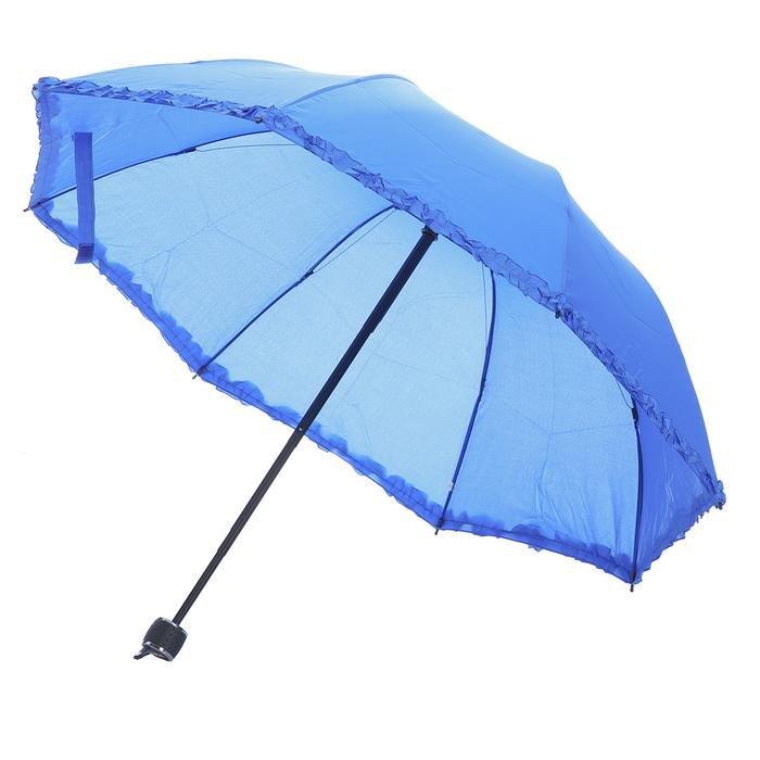 Mavi Katlanabilir Şemsiye 20200109-10-MAVI 1180762