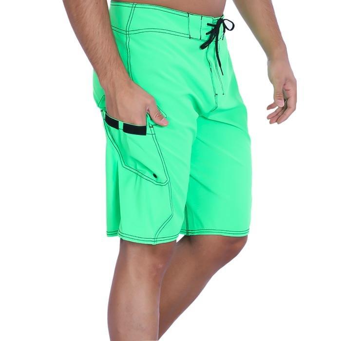 All Day Solid Erkek Yeşil Board Şortu P1BS20 69032 632509