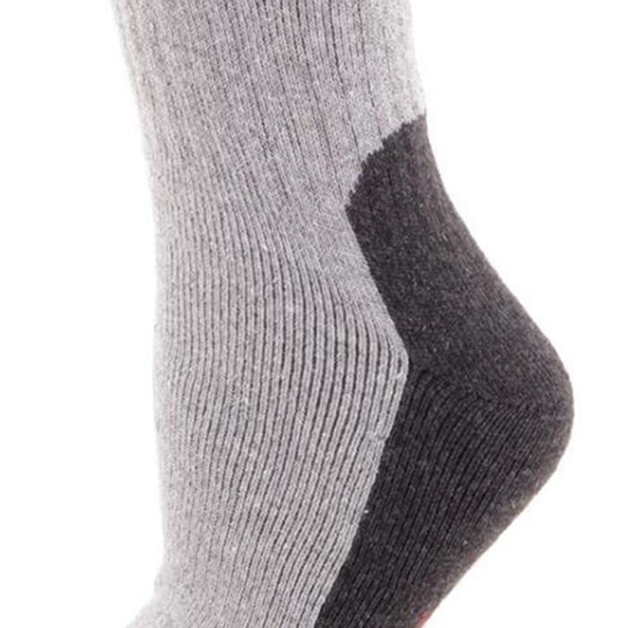 Trekking Socks-Gri-Antrasit Erkek Çorap PNZ-35477GRY 1128956