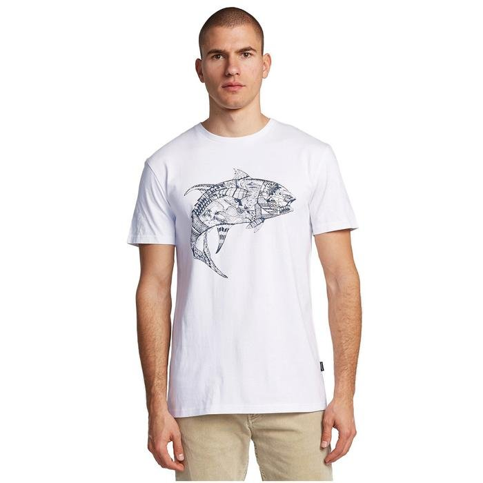 Tattootuna Erkek Beyaz Tişört EQMZT03206-WBB0 1186558