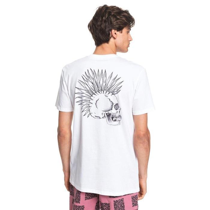 Drumtherapyss Erkek Beyaz Tişört EQYZT05752-WBB0 1186777