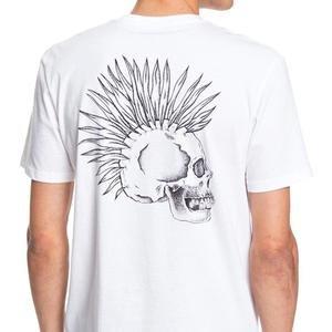 Drumtherapyss Erkek Beyaz Tişört EQYZT05752-WBB0
