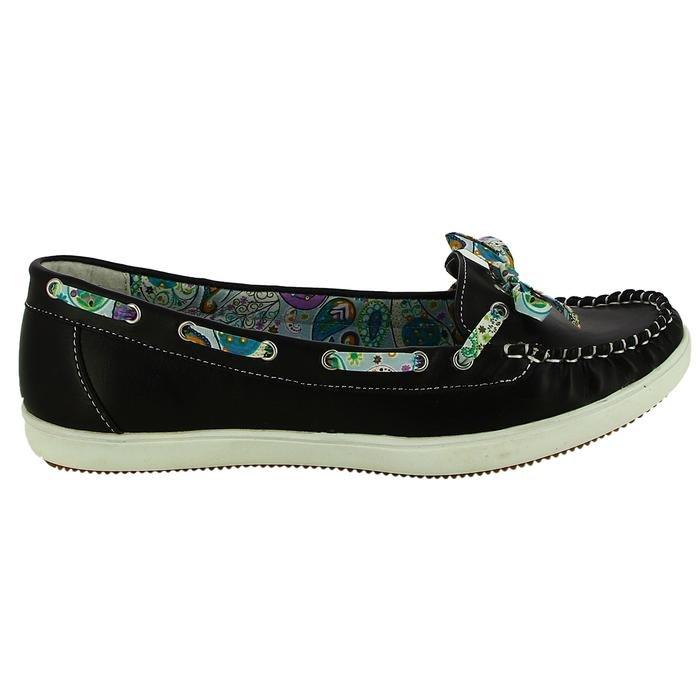 Lily Kadın Siyah Günlük Ayakkabı SPT-1088SB 332115