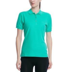 Spt Kadın Yeşil Polo Tişört 100836-00Y