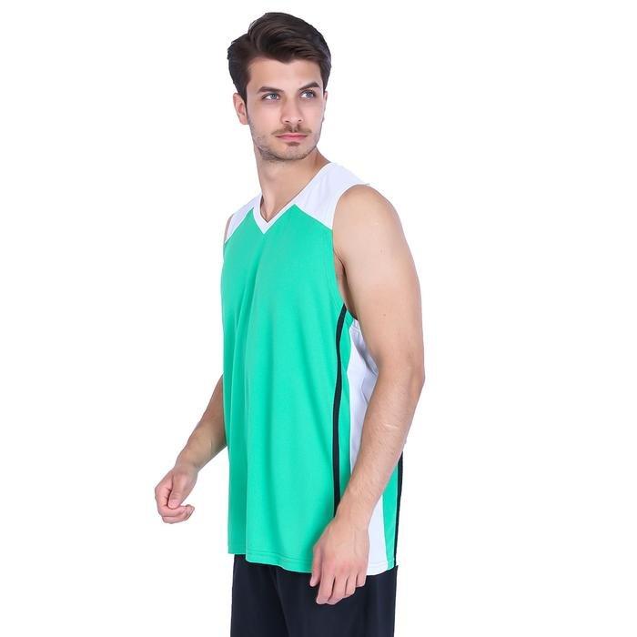 Bronco Erkek Yeşil Basketbol Forma 201422-YBS 636365