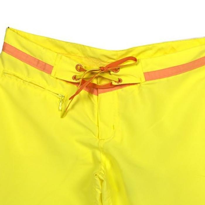 Even Kadın Sarı Şort 240020-0SR 389713