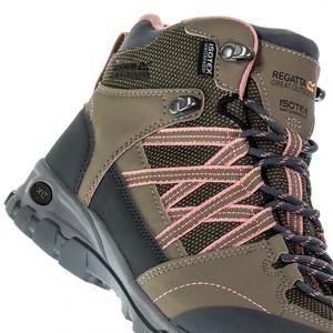 Samaris Trekking Kadın Kahverengi Outdoor Ayakkabı RWF509-2UT