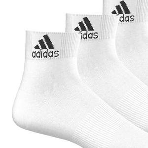 Ankle 3'lü Unisex Beyaz Antrenman Çorabı AA2320