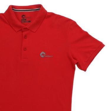 Serra Polo Yaka Kadın Kırmızı Günlük Tişört PNZ412414KIRMIZI 1132119