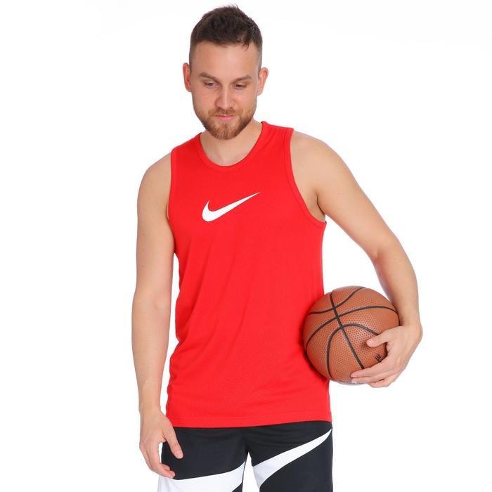Dri-Fit Crossover Tank Erkek Kırmızı Basketbol Atleti BV9387-657 1135703