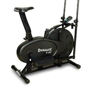 Dynamic R-102 Orbitroller Eliptik Siyah Fitness Bisiklet 1DYBSR102-V0