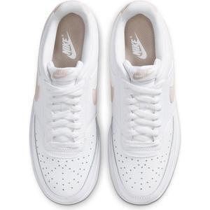 Court Vision Low Kadın Beyaz Günlük Ayakkabı Cd5434-105