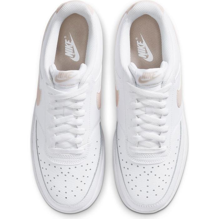 Court Vision Low Kadın Beyaz Günlük Stil Ayakkabı CD5434-105 1211430
