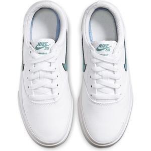 Sb Charge Cnvs (Gs) Unisex Beyaz Günlük Ayakkabı CQ0260-100