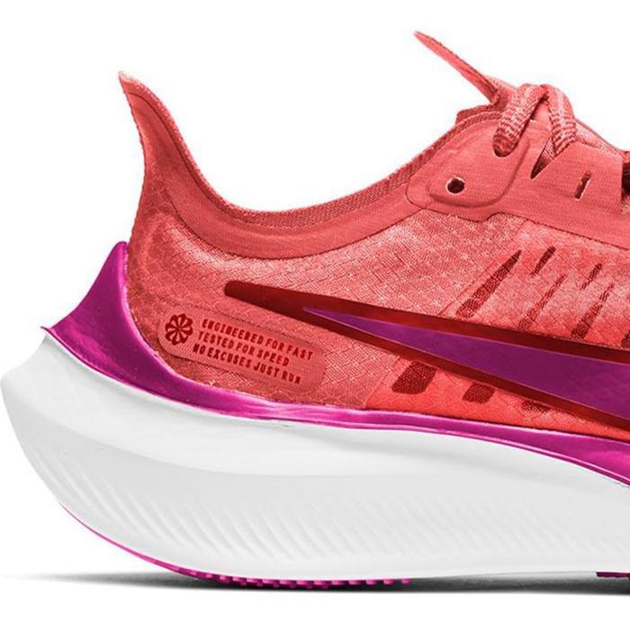 Zoom Gravity Kadın Turuncu Koşu Ayakkabısı BQ3203-800 1194885