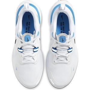 React Miler Erkek Beyaz Koşu Ayakkabısı CW1777-100