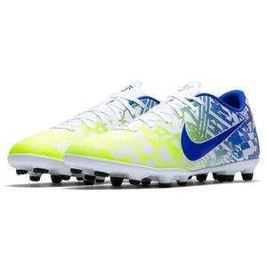 Vapor 13 Club Njr Fg/Mg Unisex Beyaz Futbol Krampon AT7967-104