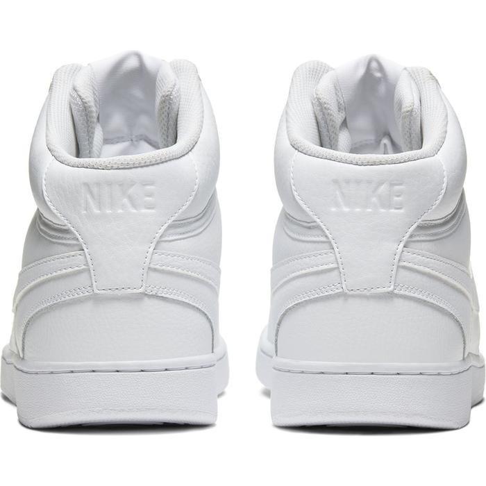 Court Vision Mid Erkek Beyaz Günlük Ayakkabı CD5466-100 1175269