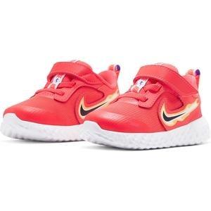 Revolution 5 Fire (Tdv) Çocuk Kırmızı Koşu Ayakkabısı CK4551-600