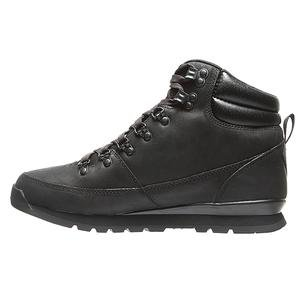 B-To-B Redx Lthr Erkek Siyah Outdoor Ayakkabı NF00CDL0KX81