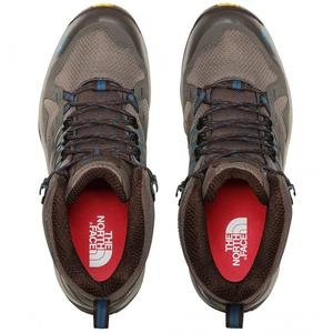 Hh Fp Mid Gtx Erkek Kahverengi Outdoor Ayakkabı NF0A3FXIGZ91
