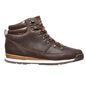 B2B Redux Leather Erkek Kahverengi Outdoor Ayakkabı NF00CDL05SH1