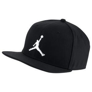 Jordan Pro Jumpman Snapback Unisex Siyah Basketbol Şapka AR2118-013