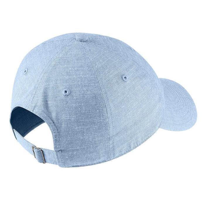 H86 Cap Futura Chambray Unisex Mavi Günlük Şapka CU6353-407 1193648