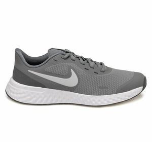 Revolution 5 (Gs) Unisex Gri Koşu Ayakkabısı BQ5671-004