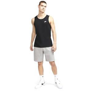 Nsw Club Tank Erkek Siyah Günlük Stil Atlet BQ1260-010