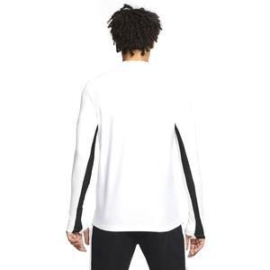 Dry Acd Dril Top Sa Erkek Beyaz Futbol Uzun Kollu Tişört BQ7344-100