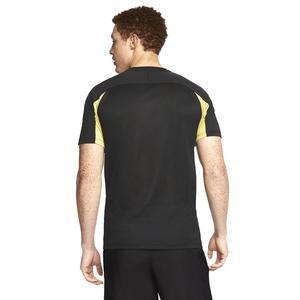 Dry Acd Top Ss Sa Erkek Siyah Futbol Tişört BQ7352-010