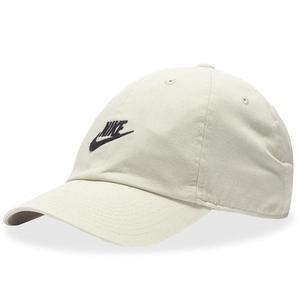 H86 Futura Wash Cap Unisex Beyaz Antrenman Şapka 913011-072